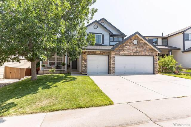 9968 Gwendelyn Place, Highlands Ranch, CO 80129 (#8644873) :: Wisdom Real Estate