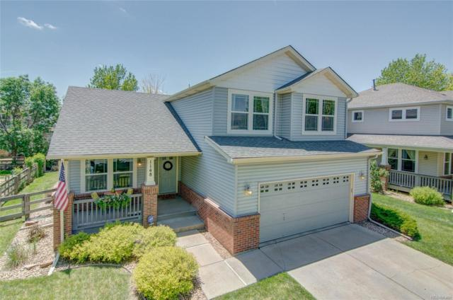 1148 W 135th Court, Westminster, CO 80234 (#8644938) :: The Heyl Group at Keller Williams
