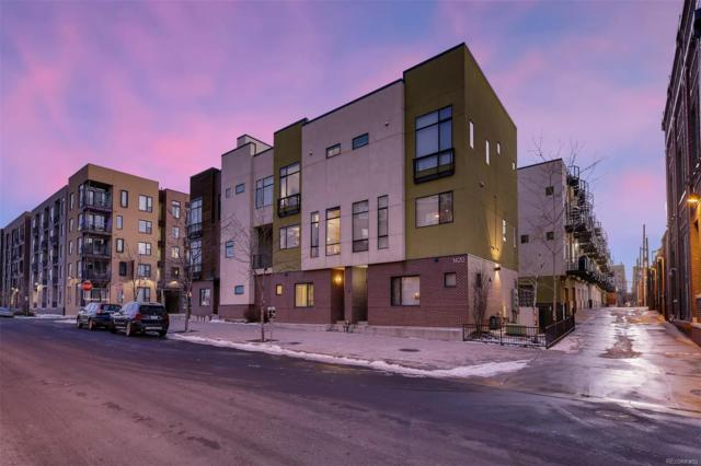 1420 24th Street #14, Denver, CO 80205 (#8645105) :: The DeGrood Team