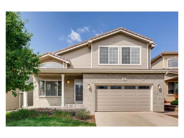 4890 Fenwood Drive, Highlands Ranch, CO 80130 (#8645498) :: The Dixon Group