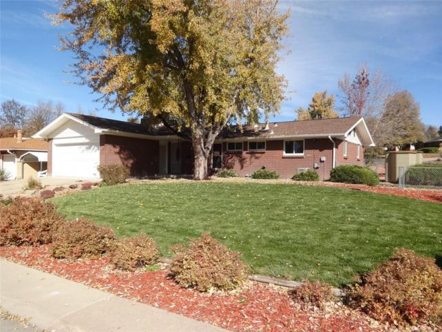 2887 E Peakview Circle, Centennial, CO 80121 (#8646088) :: Bring Home Denver