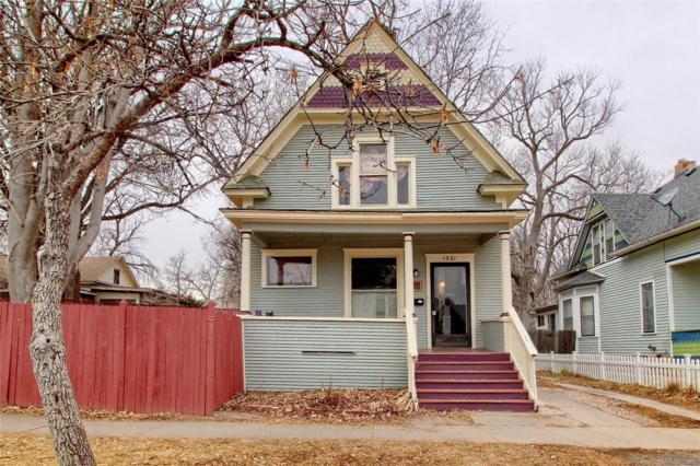 1531 9th Avenue, Greeley, CO 80631 (MLS #8646417) :: 8z Real Estate