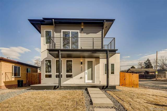 3500 N Columbine Street, Denver, CO 80205 (MLS #8646469) :: Kittle Real Estate