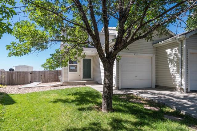 257 Ponderosa Place, Fort Lupton, CO 80621 (#8647131) :: HomePopper