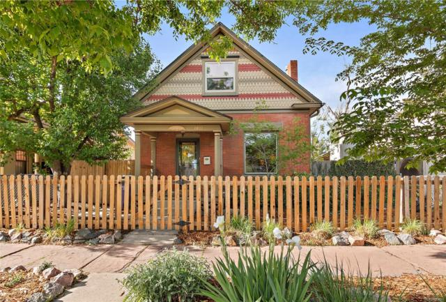 1022 W 9th Avenue, Denver, CO 80204 (#8647243) :: The Galo Garrido Group