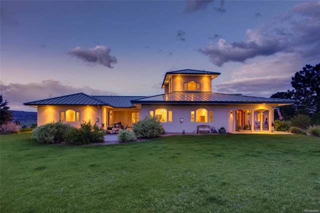 3250 Via Margarita, Castle Rock, CO 80109 (#8647400) :: The Heyl Group at Keller Williams