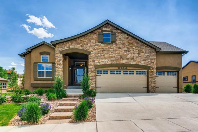 12531 Woodruff Drive, Colorado Springs, CO 80921 (#8647409) :: My Home Team