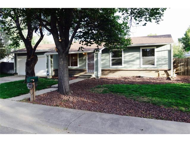 16694 E Union Avenue, Aurora, CO 80015 (MLS #8647646) :: 8z Real Estate