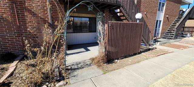 3663 S Sheridan Boulevard K2, Denver, CO 80235 (MLS #8647688) :: Wheelhouse Realty