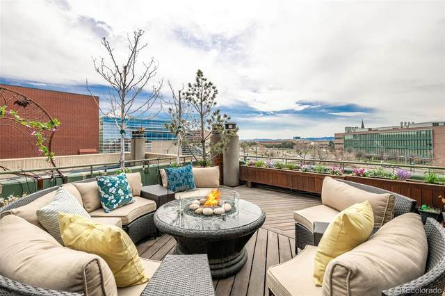 1350 Lawrence Street 2F, Denver, CO 80204 (#8647882) :: My Home Team
