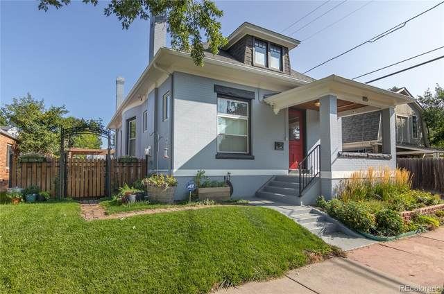 815 E 4th Avenue, Denver, CO 80218 (#8648281) :: The DeGrood Team