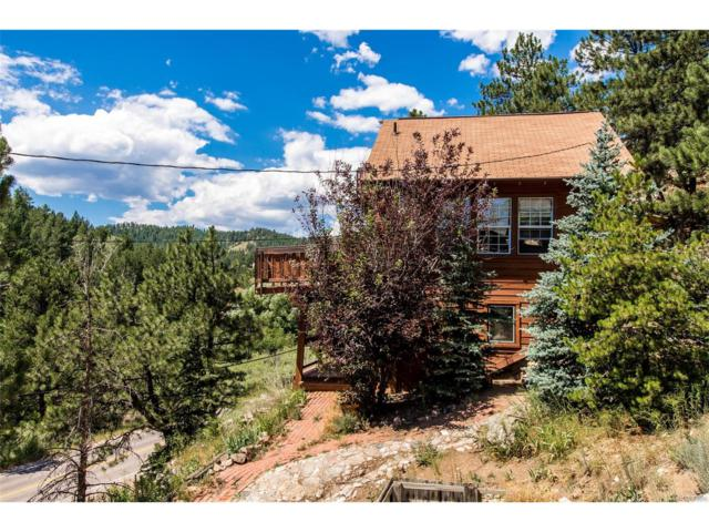 25799 Highway 74, Evergreen, CO 80439 (MLS #8648354) :: 8z Real Estate