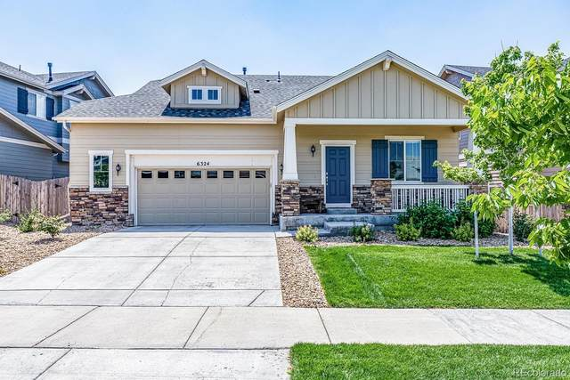 6324 S Harvest Street, Aurora, CO 80016 (#8648390) :: Mile High Luxury Real Estate