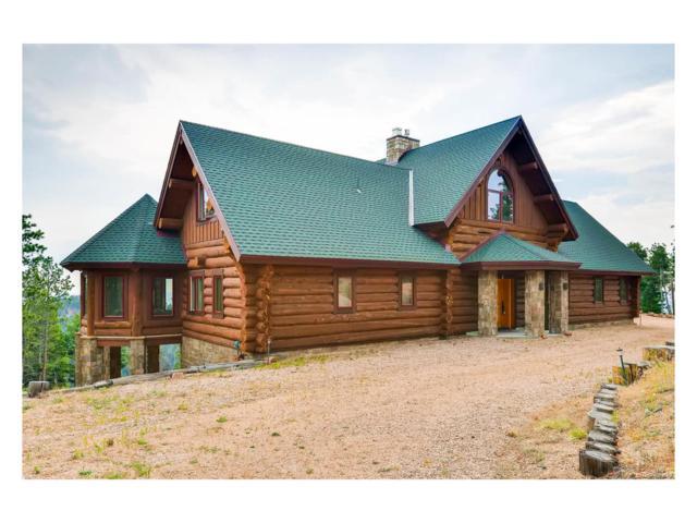 14018 Boulder Lane, Larkspur, CO 80118 (MLS #8648489) :: 8z Real Estate