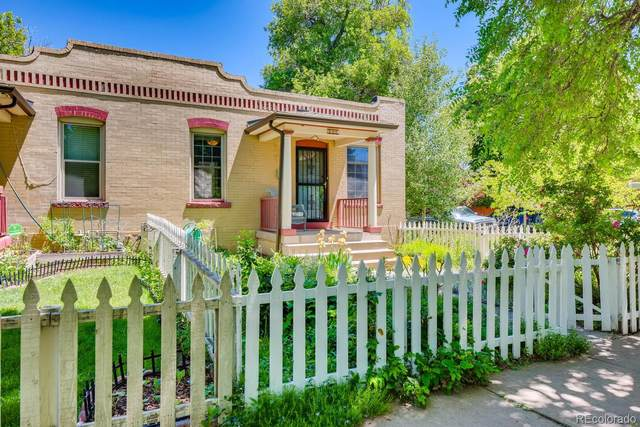 596 S Pennsylvania Street, Denver, CO 80209 (#8648615) :: The HomeSmiths Team - Keller Williams