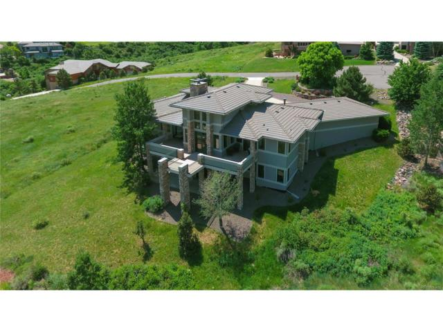 11199 W Lookout Run, Littleton, CO 80125 (#8648698) :: The Sold By Simmons Team