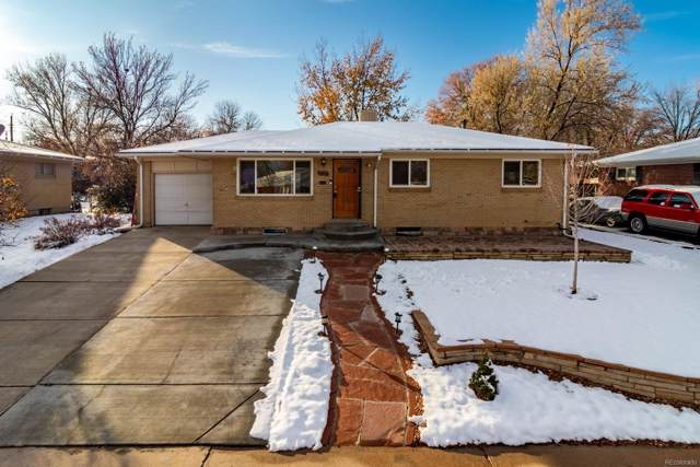 5441 S Knox Court, Littleton, CO 80123 (#8648789) :: The Heyl Group at Keller Williams