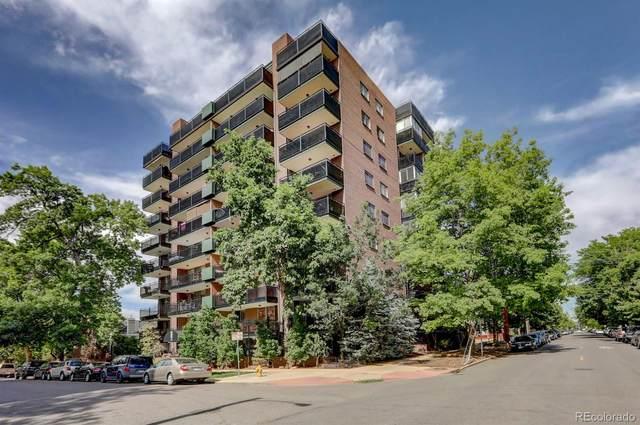 1200 Vine Street 7G, Denver, CO 80206 (#8649378) :: HomeSmart Realty Group