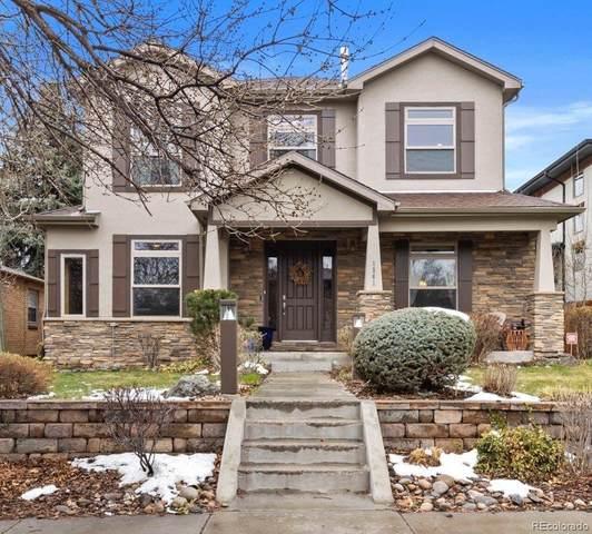 1361 S Clayton Street, Denver, CO 80210 (#8649410) :: Wisdom Real Estate