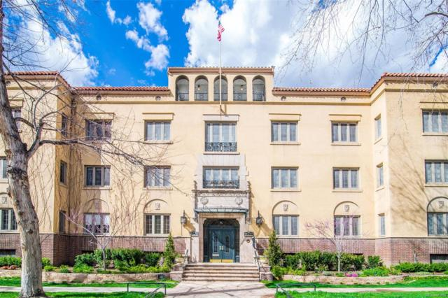 1515 E 9th Avenue #315, Denver, CO 80218 (#8649464) :: The Galo Garrido Group