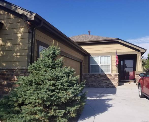 5236 Sagebrush Street, Brighton, CO 80601 (#8649736) :: The HomeSmiths Team - Keller Williams