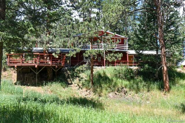 30924 Ruby Ranch Road, Evergreen, CO 80439 (MLS #8649773) :: 8z Real Estate