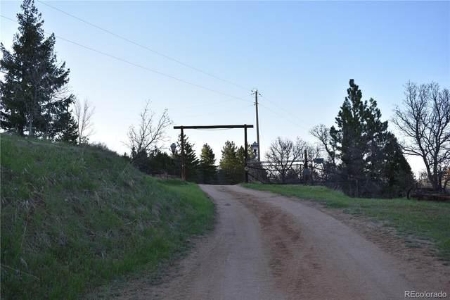 1380 Oak Valley Road, Sedalia, CO 80135 (#8650470) :: The DeGrood Team