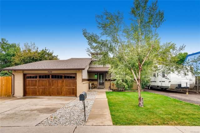 7530 Johnson Street, Arvada, CO 80005 (MLS #8650536) :: 8z Real Estate