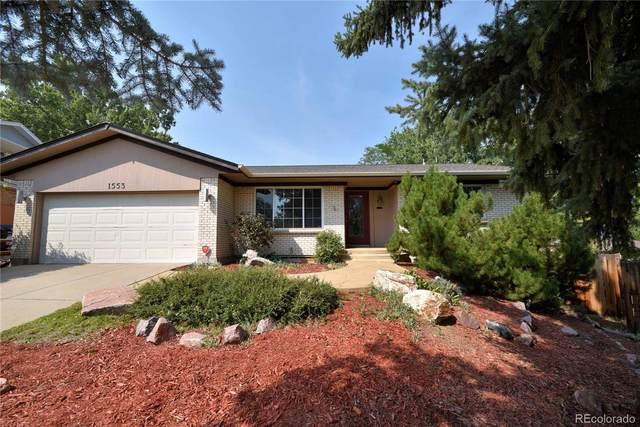 1553 S Yank Street, Lakewood, CO 80228 (#8650604) :: Own-Sweethome Team
