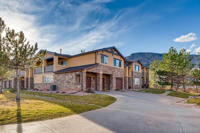 9876 W Freiburg Drive H, Littleton, CO 80127 (#8650849) :: Kimberly Austin Properties
