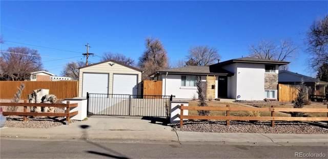 12227 E Park Lane Drive, Aurora, CO 80011 (MLS #8650943) :: Keller Williams Realty