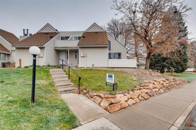 2465 S Xanadu Way C, Aurora, CO 80014 (#8651277) :: The HomeSmiths Team - Keller Williams