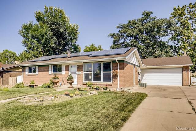 1441 E 84th Place, Denver, CO 80229 (MLS #8651653) :: Kittle Real Estate
