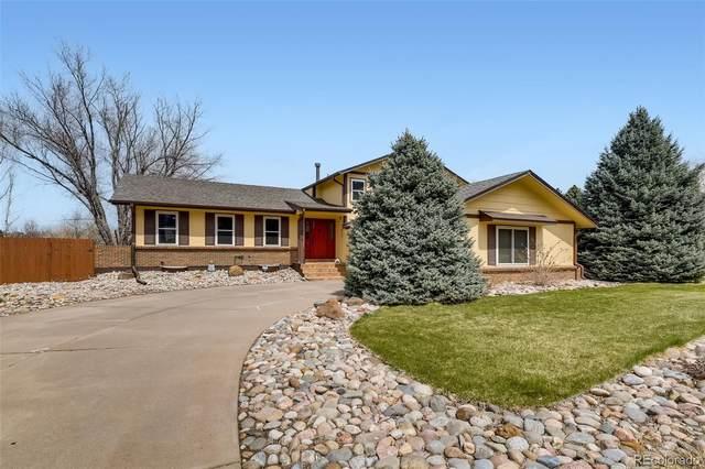 7654 S Oneida Way, Centennial, CO 80112 (#8651890) :: Wisdom Real Estate