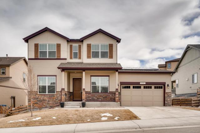458 Sage Grouse Circle, Castle Rock, CO 80109 (#8651942) :: The HomeSmiths Team - Keller Williams