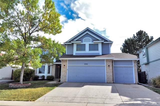 2392 S Zeno Street, Aurora, CO 80013 (#8652267) :: Wisdom Real Estate