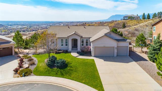 5512 Vantage Vista Drive, Colorado Springs, CO 80919 (#8653058) :: Structure CO Group