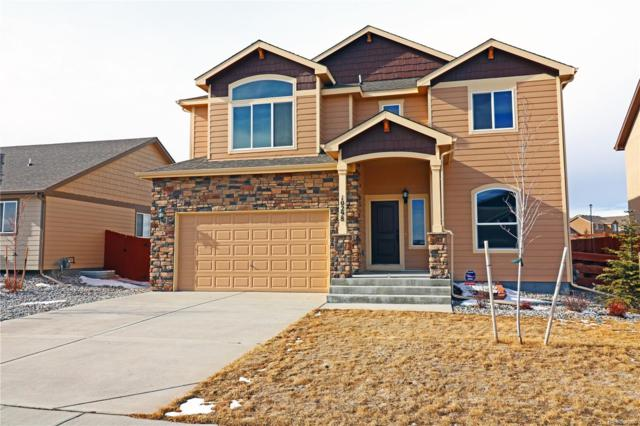 10298 Mt Lincoln Drive, Peyton, CO 80831 (#8653068) :: The Heyl Group at Keller Williams