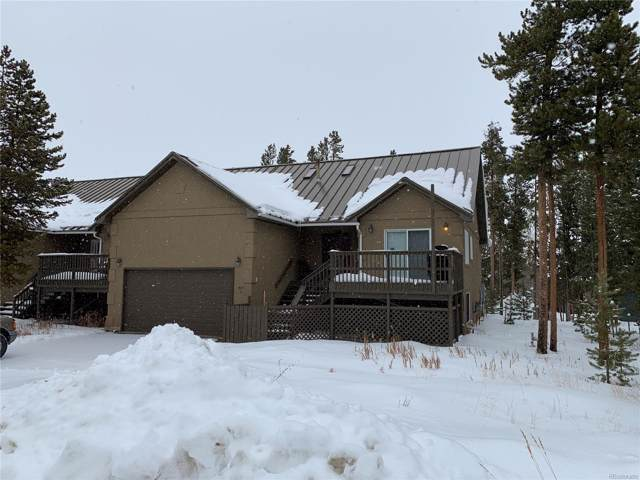 823 Gcr 830 #2, Fraser, CO 80442 (MLS #8653146) :: 8z Real Estate