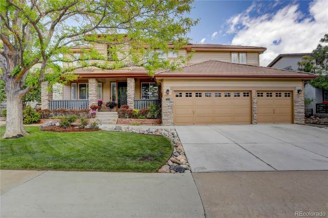 8944 Hunters Way, Highlands Ranch, CO 80129 (#8653243) :: Mile High Luxury Real Estate