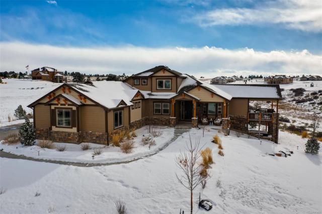 7905 Merryvale Trail, Parker, CO 80138 (MLS #8653361) :: 8z Real Estate