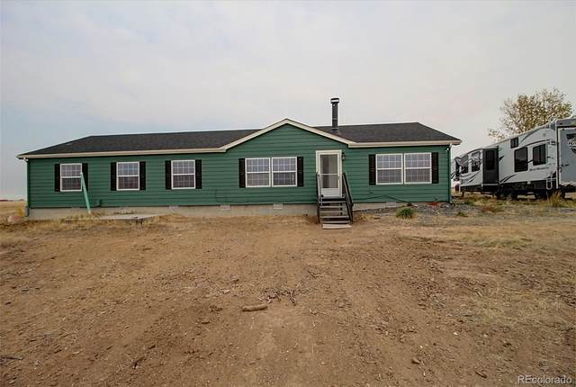 12781 Cavanaugh Road, Hudson, CO 80642 (MLS #8653459) :: 8z Real Estate
