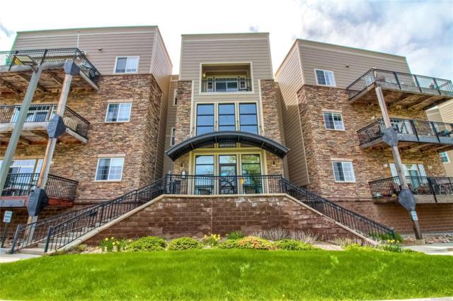 6000 W Floyd Avenue #312, Denver, CO 80227 (#8653594) :: The Griffith Home Team