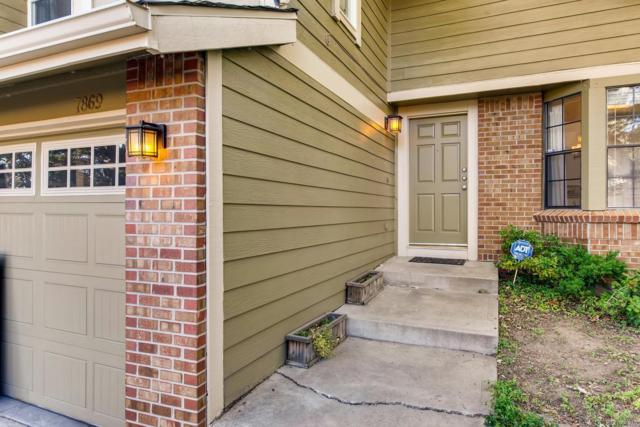 7869 S Valentia Street, Centennial, CO 80112 (#8653682) :: The City and Mountains Group
