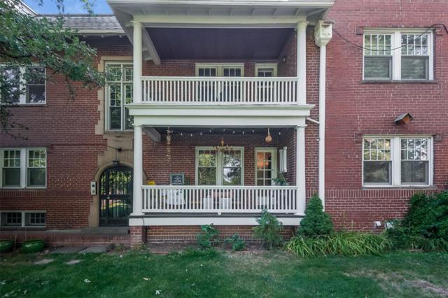 1515 E 8th Avenue #2, Denver, CO 80218 (#8653685) :: The Pete Cook Home Group