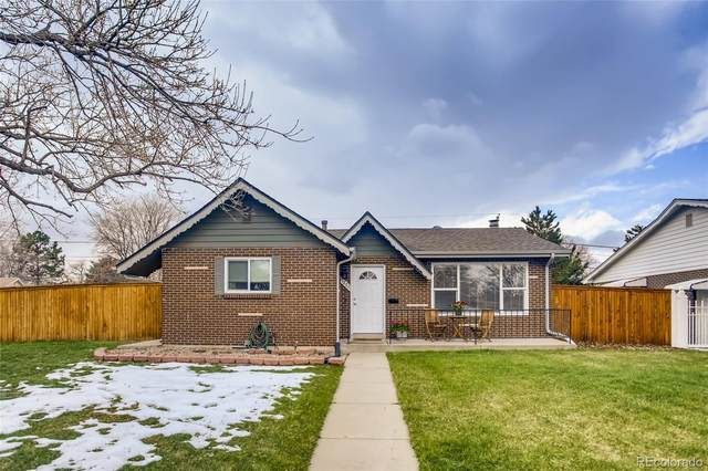 1271 S Marshall Street, Lakewood, CO 80232 (#8654010) :: The Dixon Group