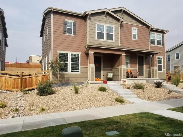 21842 E Quincy Circle, Aurora, CO 80015 (#8654129) :: The Scott Futa Home Team