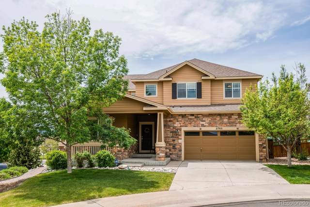 2705 Edmanston Way, Castle Rock, CO 80109 (#8654138) :: My Home Team