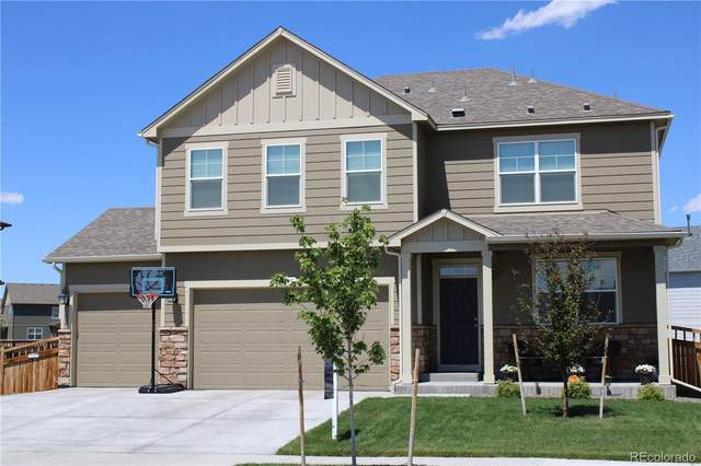 5245 Silver Maple Street, Brighton, CO 80601 (MLS #8654196) :: 8z Real Estate
