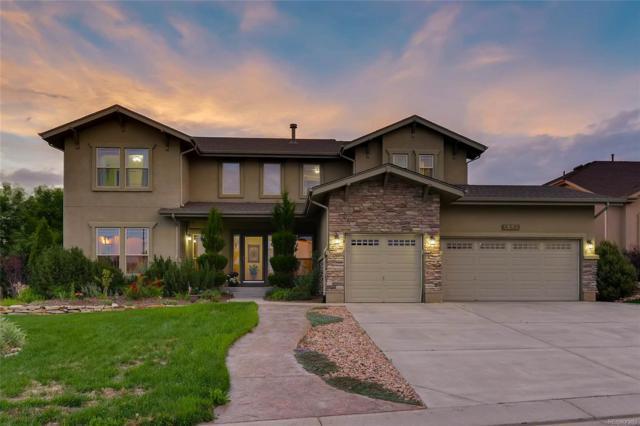 1392 Oakmont Drive, Colorado Springs, CO 80921 (#8654846) :: Wisdom Real Estate